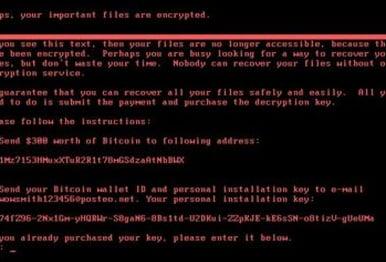 Alles over Ransomware uitbraak notPetya (EternalBlue) - en wat te doen
