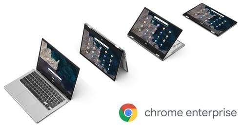 Veilig werken met Chromebooks