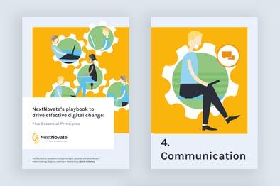 Zo communiceer je succesvol over digitale verandering