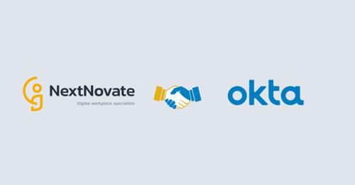 NextNovate nu ook officieel Okta-partner