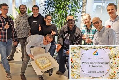 NextNovate ontvangt specialisatie 'Work Transformation Enterprise'