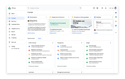 Waarom Google Workspace Essentials essentieel is voor jouw organisatie