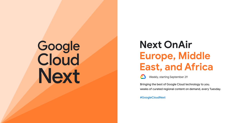 Kijktips voor Google Next EMEA 2020 –Productivity & Collaboration